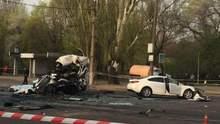 ДТП у Кривому Розі: водія легковика Mazda взяли під варту