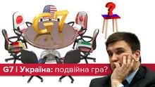 """Саміт G7 та його рішення щодо України: """"зрада"""" чи """"перемога""""?"""