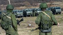 """""""Іскандери"""", ракетні комплекси і численна армія: стало відомо, що Путін тримає в Криму"""