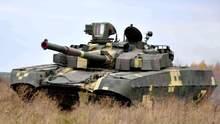 Украинские танки и бронемашины прибыли на учения в ФРГ
