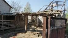 Российские наемники обстреляли село под оккупированной Горловкой: эксклюзивные кадры (+18)