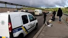 У Києві сталася стрілянина: фото з місця інциденту (18+)