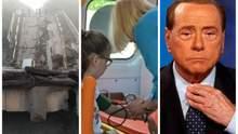 Головні новини 21 травня: отруєння дітей у Миколаєві, скандал із Берлусконі