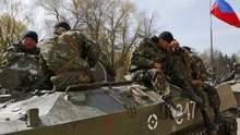 Россия готовится к масштабным военным действиям на Донбассе: Турчинов назвал дату наступления