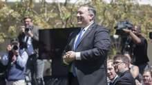 Госсекретарь США на должности главы ЦРУ посещал Донбасс
