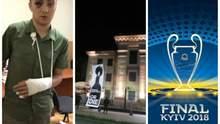 """Головні новини 26 травня: акція """"Свободу Сенцову"""", деталі замаху на Стерненка, Ліга Чемпіонів"""