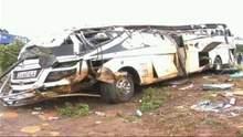 Смертельное ДТП в Уганде: погибло 48 человек