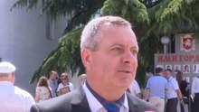 Украинцы Венгрии требуют у своего депутата сложить мандат за поездку в Крым