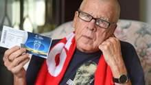 """75-летний фан """"Ливерпуля"""" не попал на финал ЛЧ в Киев: мужчина прослезился"""