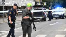 В городе Мальмё на юге Швеции произошла стрельба