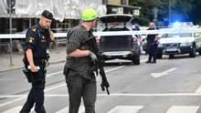 На юге Швеции произошла стрельба