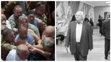 Головні новини 19 червня: сутички під Радою, помер Іван Драч