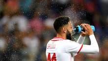 Матч ЧМ-2018 атаковали насекомые: футболисты и журналисты спасались, как могли