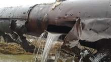 На оккупированном Донбассе поврежден водопровод: без воды могут остаться более миллиона человек