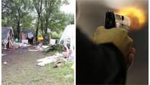 Главные новости 24 июня: Нападение на ромов во Львове. Расстрел в кафе Киева