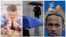 Найсмішніші меми тижня: Порошенко відкрив знак та похолодання в Україні