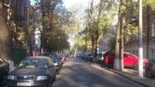 СМИ сообщают, что похищенный мужчина в центре Киева является сыном дипломата