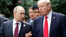 У Росії розповіли, чи справді Путін пропонував Трампу провести референдум на Донбасі