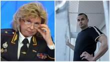 Москалькова провела відеоконференцію з Сенцовим: подробиці