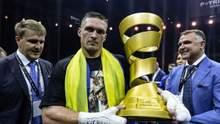 Усик победил Гассиев и стал абсолютным чемпионом мира