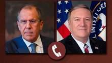 Лавров у телефонній розмові з Помпео закликав уряд США негайно звільнити Бутіну