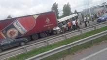 Владельцу автобуса, который совершил смертельное ДТП на Житомирщине, объявлено подозрение