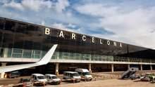Украинские туристы застряли в испанской Барселоне