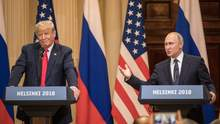 Встреча Путна и Трампа в Хельсинки: о чем договорились президенты США и России