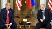 Трамп і Путін обговорили ситуацію в Україні: деталі розмови