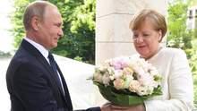 Путин и Меркель могут объединиться против политики Трампа