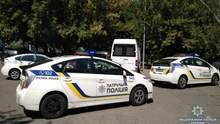 Стрілянина в Києві: поліція затримала двох зловмисників
