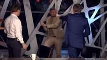 Нардепи Мосійчук і Шахов влаштували жорстку бійку в ефірі: відео