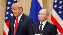 Україна і Крим – не головні теми для діалогу Трампа і Путіна, – політолог