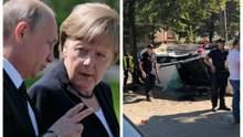 Головні новини 19 серпня: деталі переговорів Путіна з Меркель, серія страшних ДТП в Україні