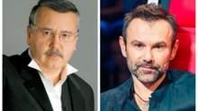 Гриценко заявил, что объединится с Вакарчуком на предстоящих выборах