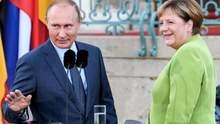 Які головні висновки переговорів Меркель і Путіна