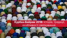 Курбан-Байрам 2018: история, традиции и празднование в Украине