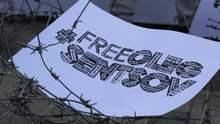 100 днів голодного страйку: як підтримати Олега Сенцова