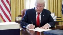 Росія – це загроза: Трамп підписав нову стратегію кібербезпеки США