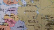 Німецьке видавництво позначає окупований Крим окремою країною: обурливі фото