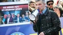 Нападение на активиста в Одессе: стало известно, с чего стреляли в Михайлика