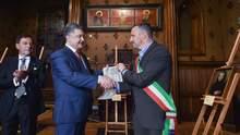 Позбавлення Порошенка статусу почесного громадянина Верони: екс-мер прокоментував ситуацію
