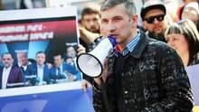 Замах на активіста Михайлика в Одесі: поліція розглядає 5 версій скоєння злочину