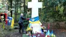 Кремлевский пропагандист прилюдно издевался над могилой Бандеры