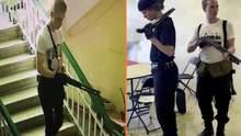 Масове вбивство у Керчі: з'явилося повне відео дій стрілка