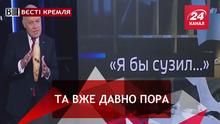Вести Кремля. Сужение Киселева. Боярышня Захарова