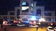 """В Одессе вспыхнул пожар на стадионе """"Черноморец"""": очевидцы заявили о взрывах"""