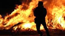 В Италии произошел взрыв в железнодорожном тоннеле: фото
