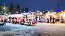 """""""Зимова країна на ВДНГ"""": цікаві локації, куди можна піти на зимові свята у Києві"""