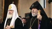 Вірменська церква виступила проти надання Томосу Україні: в УПЦ КП зробили важливе уточнення